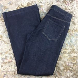 American Rag Cie Flare Blue Jeans Junior Size 9